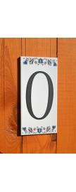 numery na dom maxi - wzór kaszub
